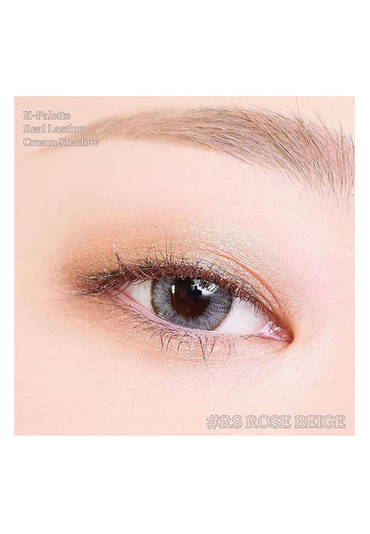 K-Palette Real Lasting Cream Shadow (Overseas Edition)