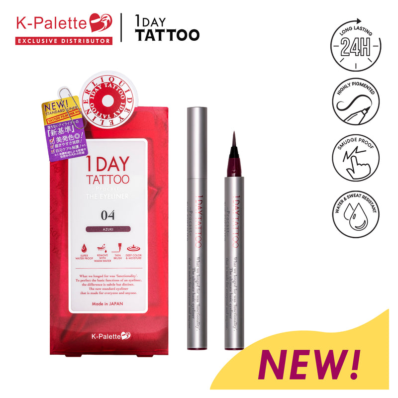 K-Palette 1Day Tattoo Procast the Eyeliner