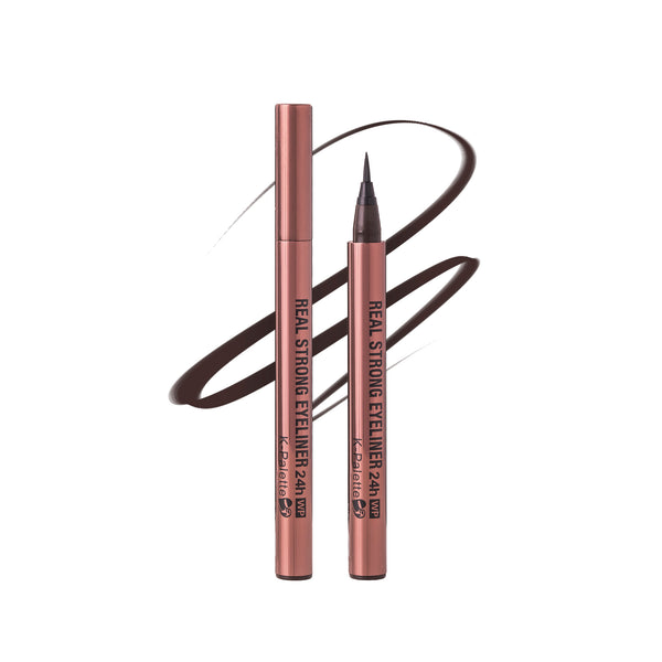 K-Palette 1Day Tattoo Real Strong Eyeliner 24H WP