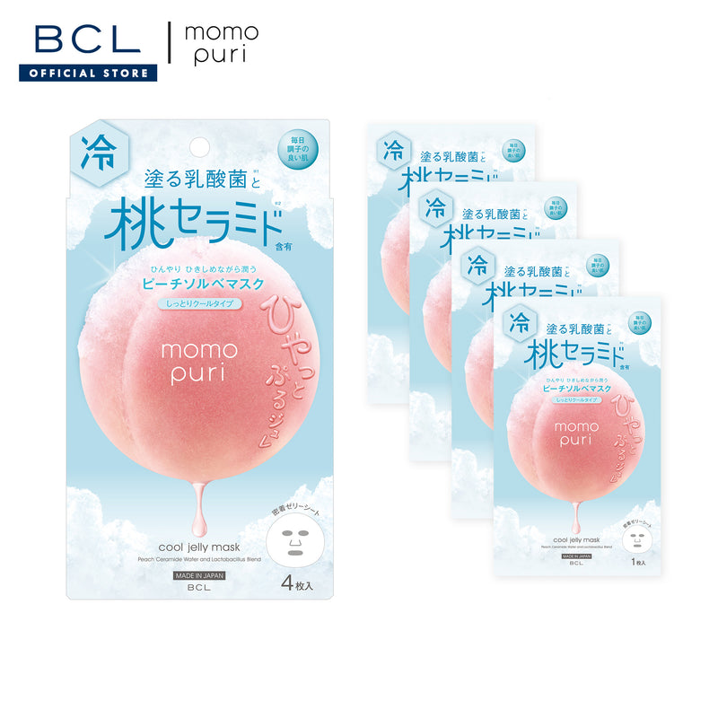 Momo Puri Cool Jelly Mask