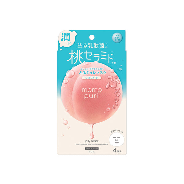 Momo Puri Moist Jelly Mask