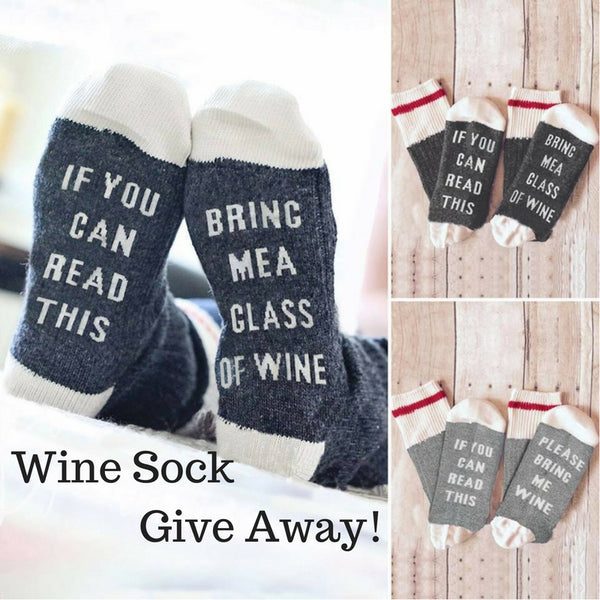 Buy 1 Free 1! Get This Lovely Wine Sock For 50% OFF + Free Shipping!