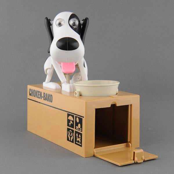 50% OFF! Get this Adorable Puppy Coin Bank for Half Price + FREE Gift! While Stock Last