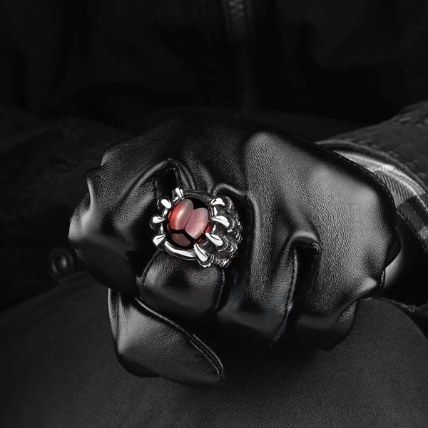 Skull Claw Finger Ring - TIAMERO STORY