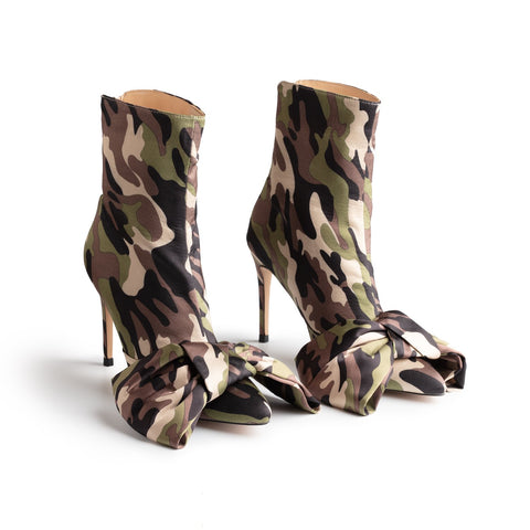 ICCONIC BOOT CAMO SATIN (PREORDER SHIPS OCT 12)