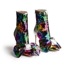 ICCONIC BOOT MULTI SEQUIN