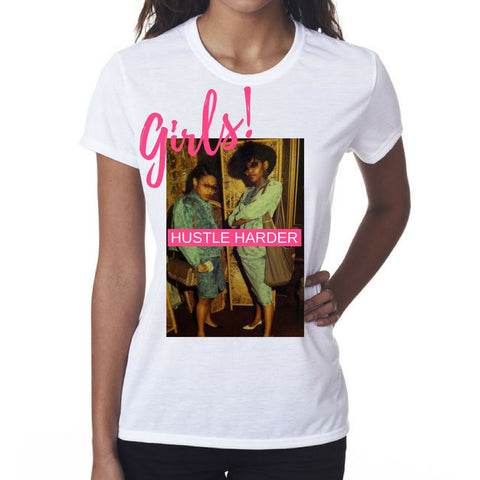 Boss lady t-shirt (girls)