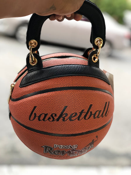 Ballin Season Basketball Handbag