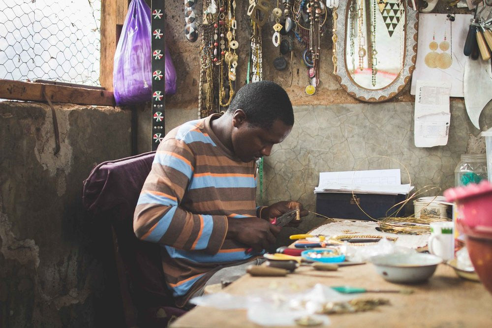 Ethical design: The company celebrating African artisans image2