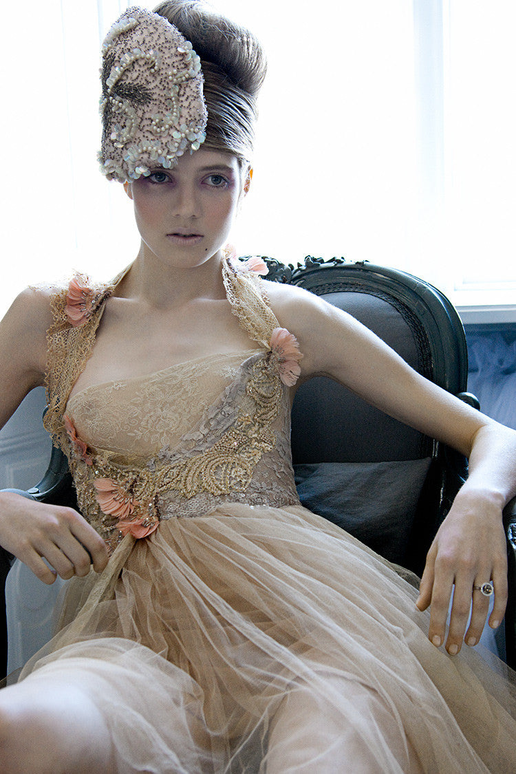 Trash couture: ethereal fantasies take shape in Danish atelier image 2