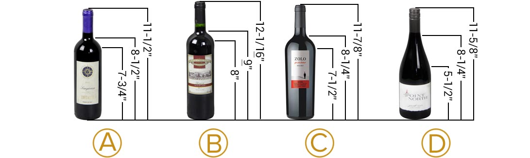 allavino bottle count guide