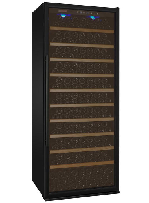 Allavino Vite Series 305 Bottle Single-Zone Wine Refrigerator - Black Door with Right Hinge YHWR305-1BRT - Wine Coolers USA