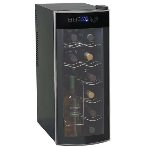 Avanti 12-Bottle Thermoelectric Wine Cooler Refrigerator EWC1201 - Wine Coolers USA