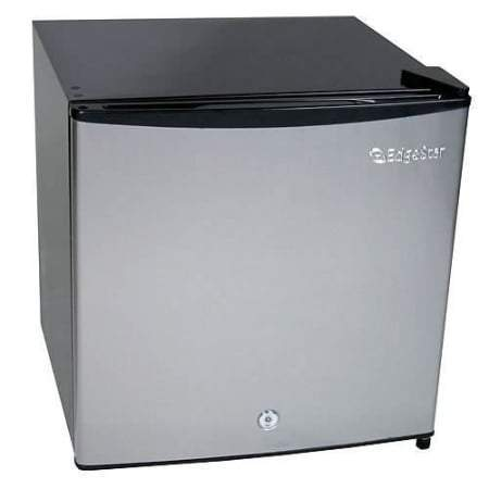 EdgeStar 1.1 Cu. Ft. Stainless Steel Freezer w/ Lock - CRF150SS-1 - Wine Coolers USA