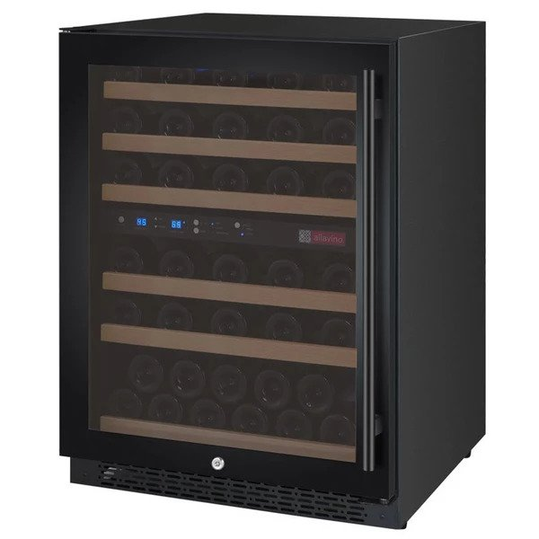 Allavino FlexCount Series 56 Bottle Dual Zone Wine Refrigerator VSWR56