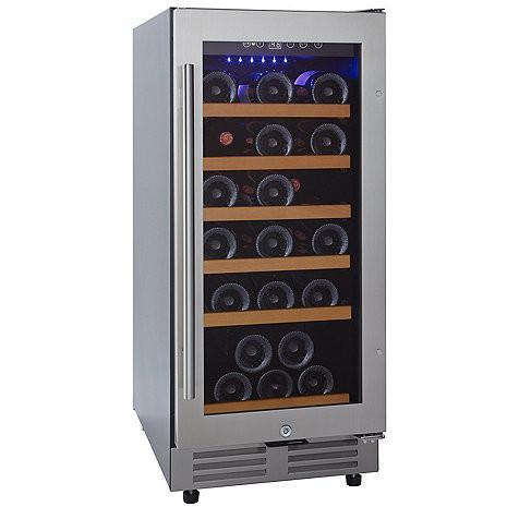 Wine Enthusiast Classic 15 Inch Under Counter Wine Refrigerator-Wine Refrigerator-Wine Coolers USA