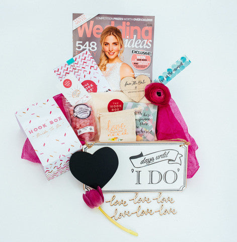 Bride to Be Gift Box by Hook Box
