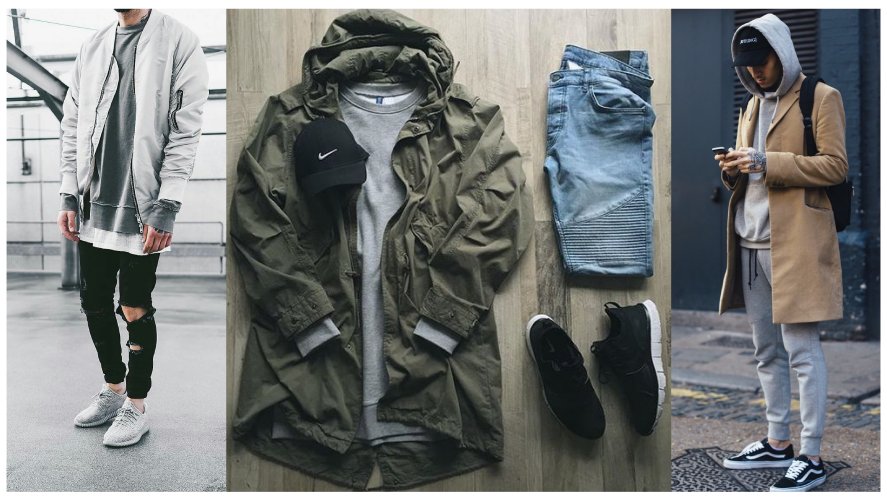 Casual Daily Men Style