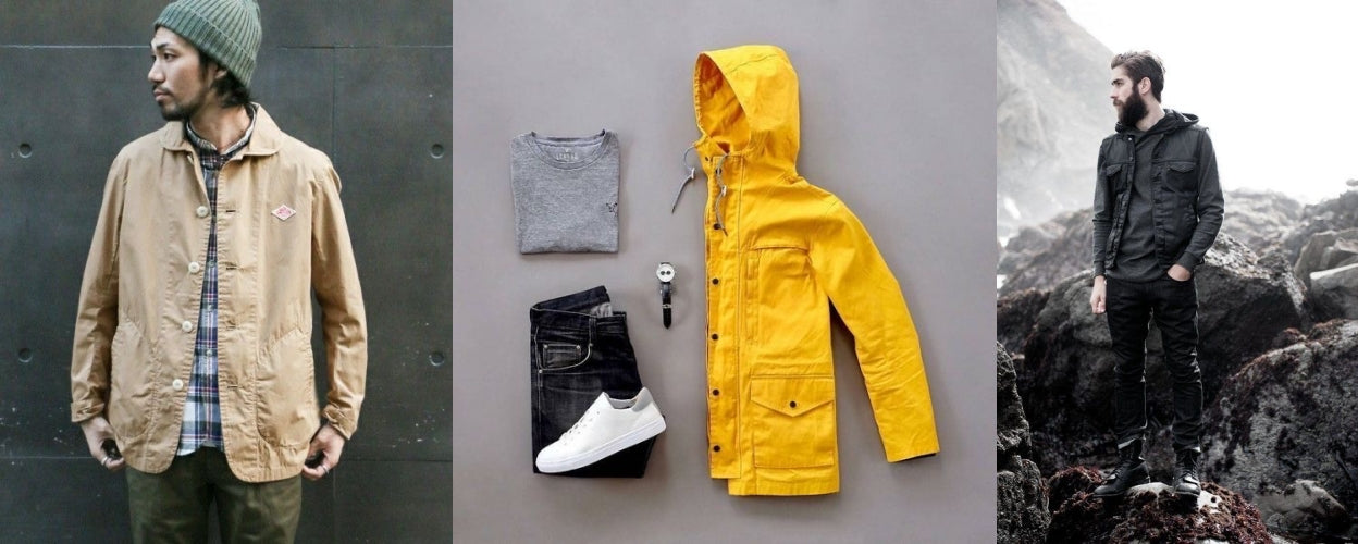 Outdoor Men Style