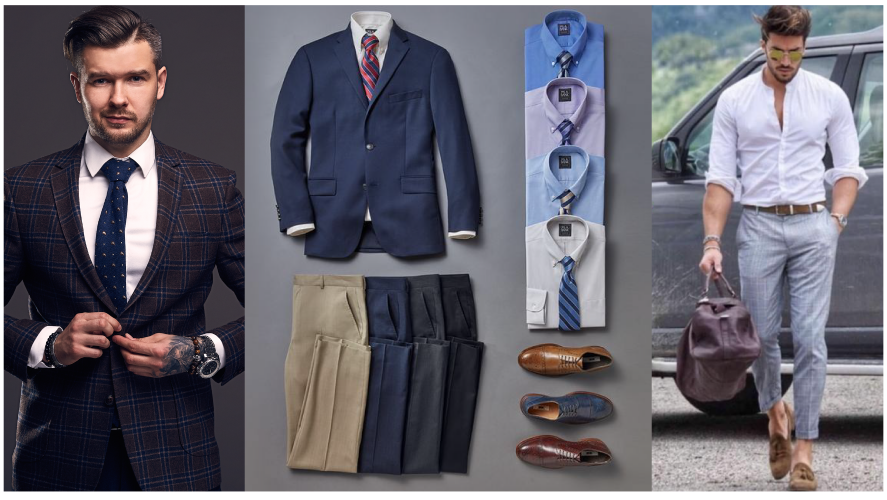 Formal Professional Men Style