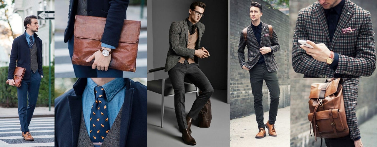 Smart Casual Men Style