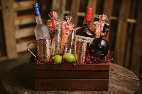 Liquor Basket