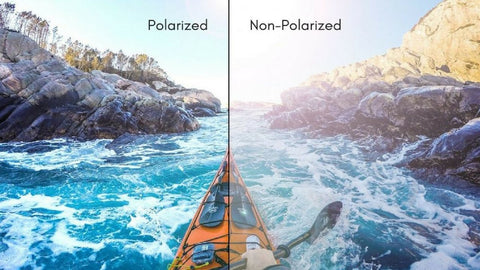 Polarized vs Non Polarized Lenses