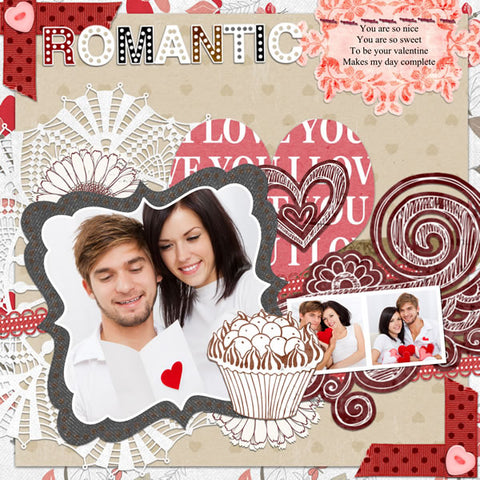 Romantic Scrapbook