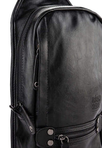 Pu Tactical Slingbag - Black Slingbags - Urban State Indonesia