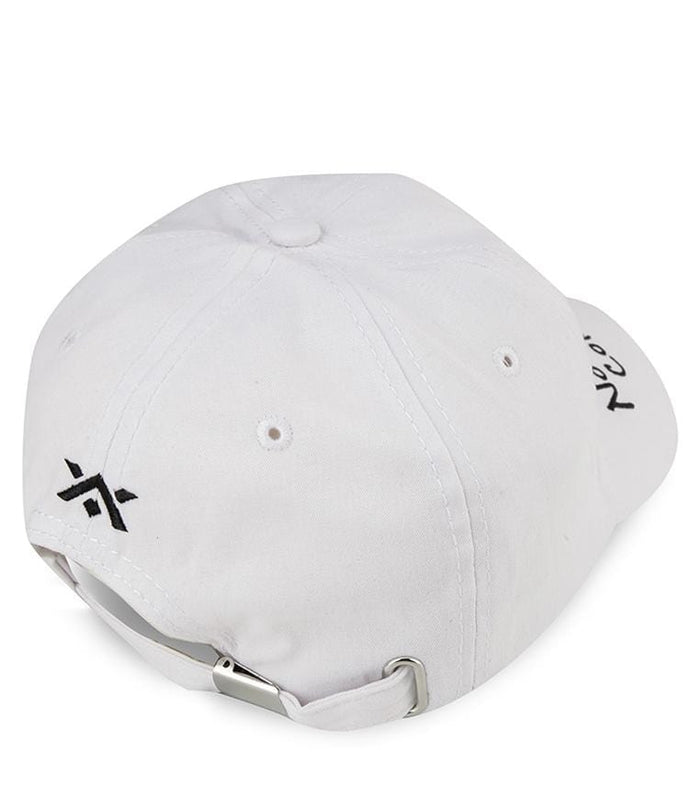 Nothing Great Baseball Cap - White Baseball Cap - Urban State Indonesia
