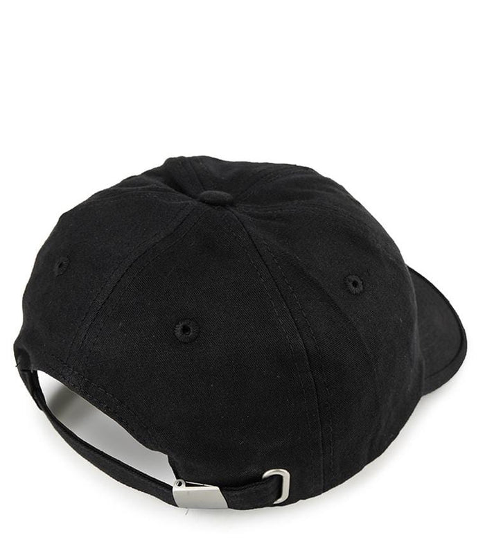 Where Weekend Baseball Cap - Black