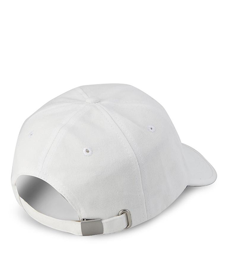 Where Weekend Baseball Cap - White