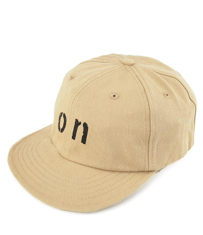 On Short Brim Baseball Cap - Camel Baseball Cap - Urban State Indonesia