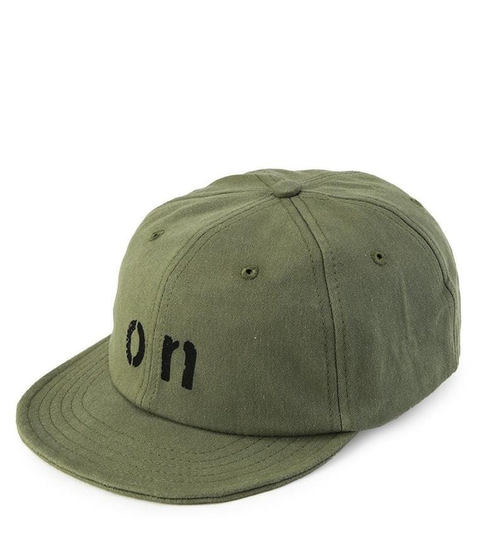 On Short Brim Baseball Cap - Green Baseball Cap - Urban State Indonesia
