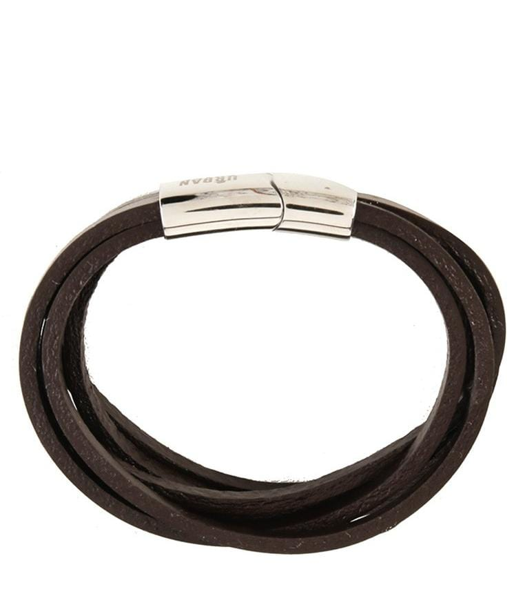 Multi-Layer Leather Bracelet - Brown Bracelets - Urban State Indonesia