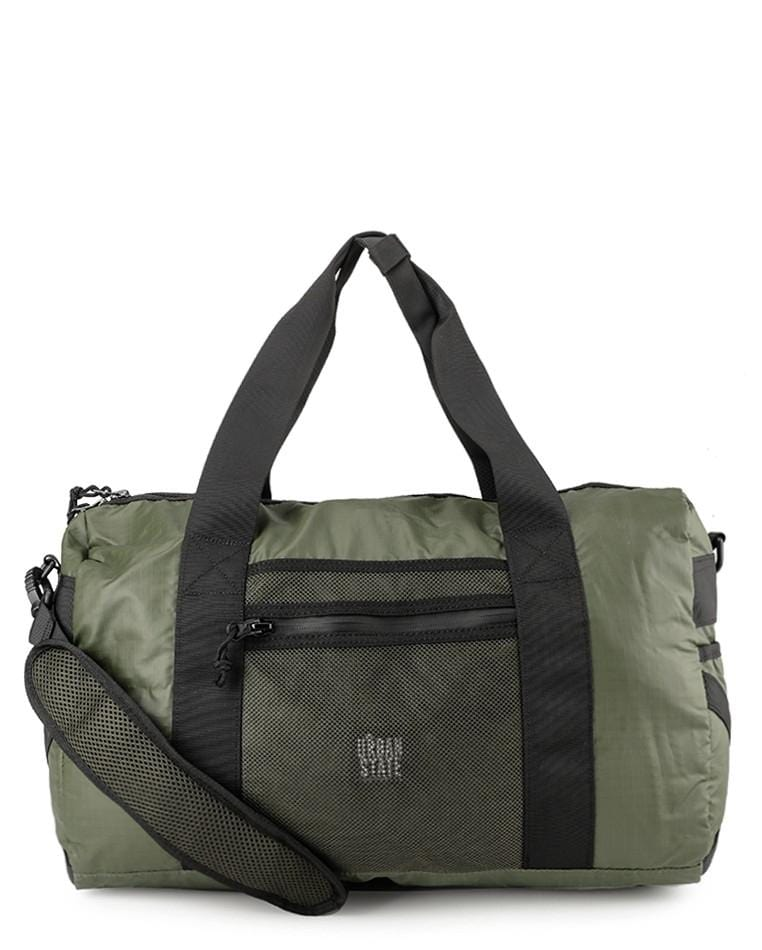 Poly Nylon Mesh Duffel Bag - Green Duffel Bags - Urban State Indonesia
