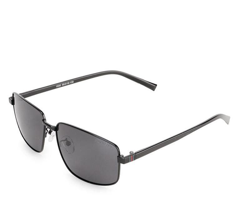 Polarized Sporty Slim Sunglasses - Black Grey Sunglasses - Urban State Indonesia