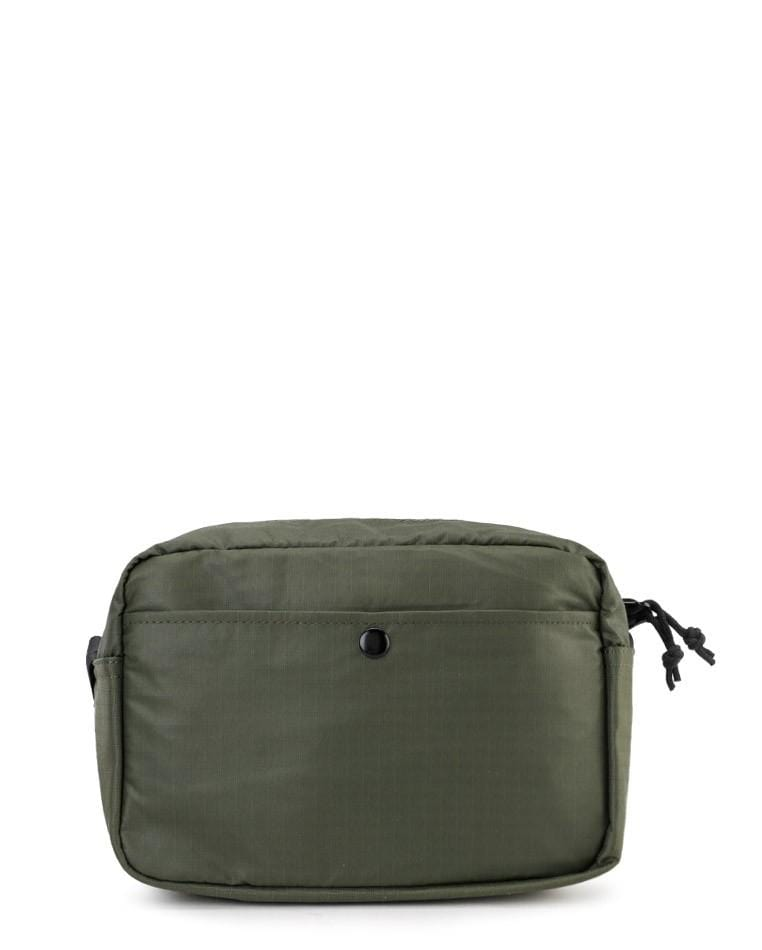 Poly Nylon Crossbody Bag - Green Slingbags - Urban State Indonesia