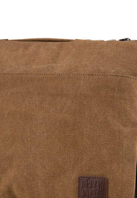 Canvas PU Laptop Sleeve - Brown Tote Bag - Urban State Indonesia