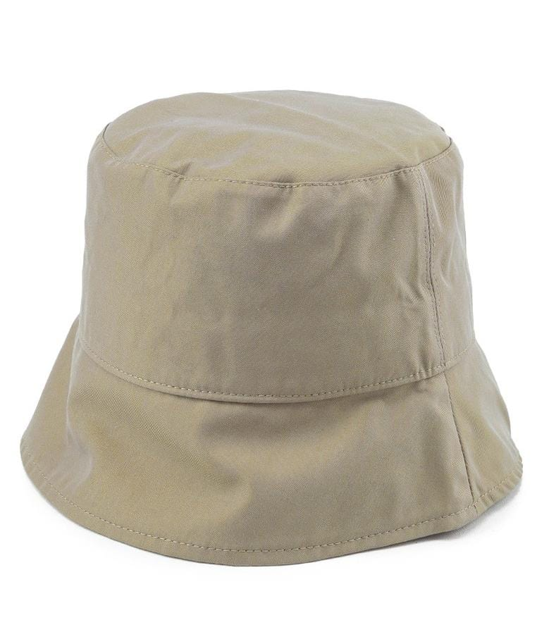 Sleek Bucket Hat - Khaki