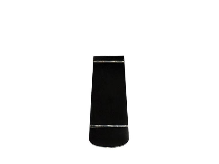 Wide Bottom Money Clip - Black Money Clip - Urban State Indonesia