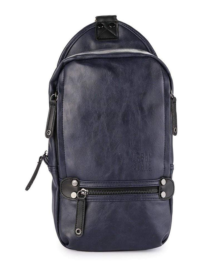 Pu Tactical Slingbag - Navy Slingbags - Urban State Indonesia