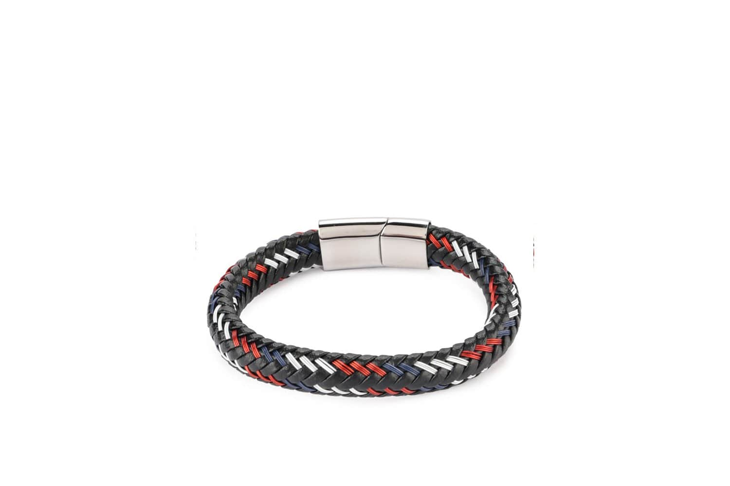 Multi-Strand Woven Leather Bracelet - Multi Bracelets - Urban State Indonesia