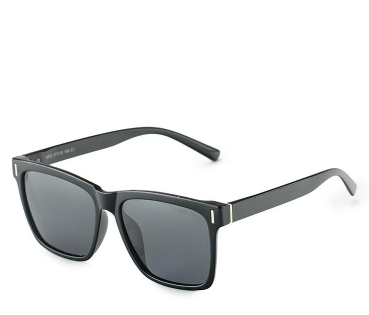 Polarized Matador Sunglasses - Black Glossy Sunglasses - Urban State Indonesia