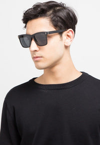 Polarized Matador Sunglasses - Black Matte Sunglasses - Urban State Indonesia