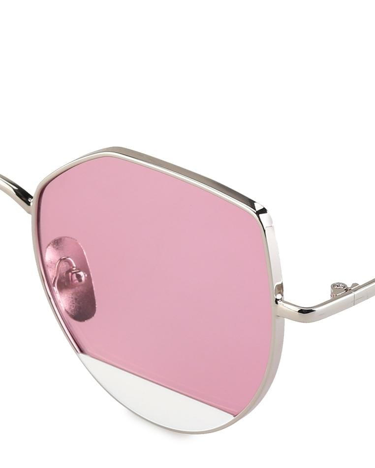 Song 101 Steel Mirrored Sunnies Sunglasses - Urban State Indonesia