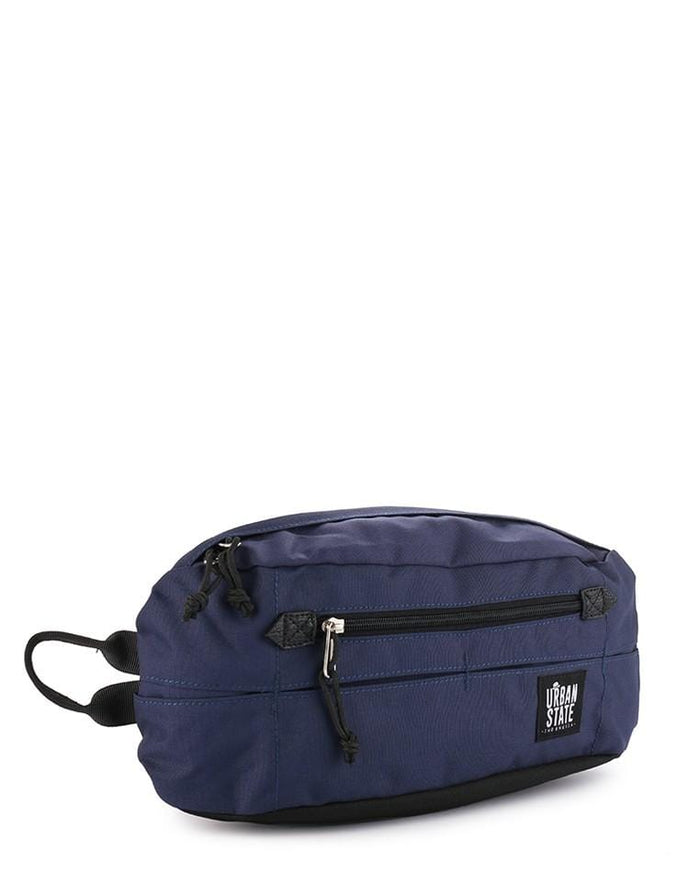 Poly Canvas Zipper Waist Pack Waist Packs - Urban State Indonesia