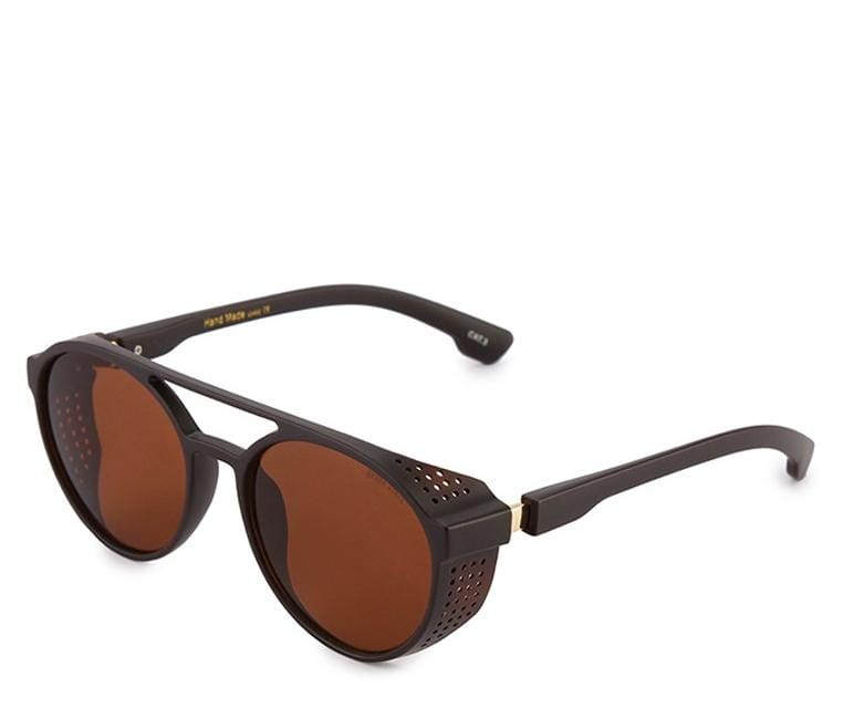 Vintage Retro Sunnies With Side Shields Sunglasses - Urban State Indonesia