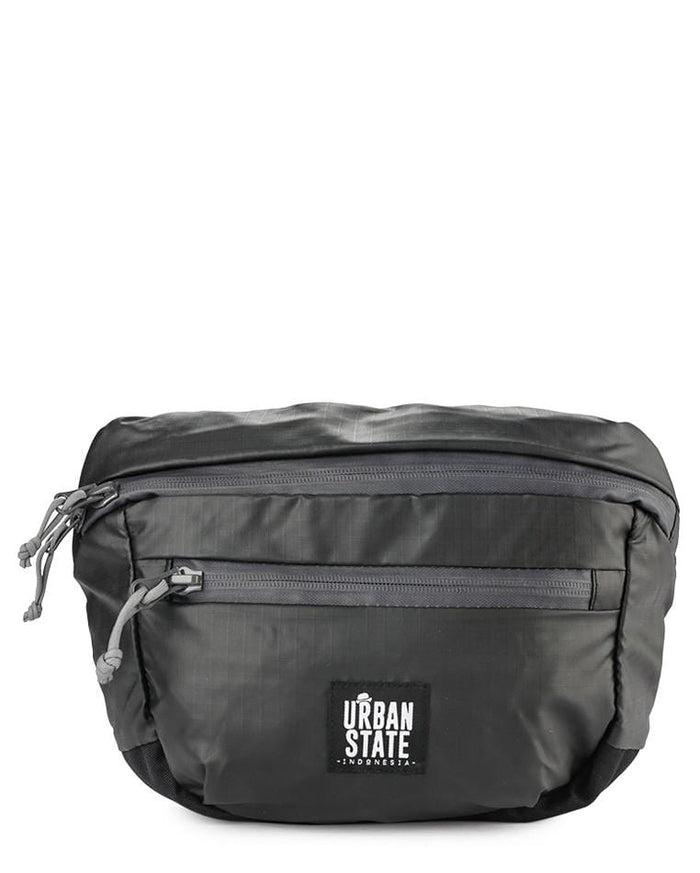 Poly Nylon Medium Waist Pack Waist Packs - Urban State Indonesia