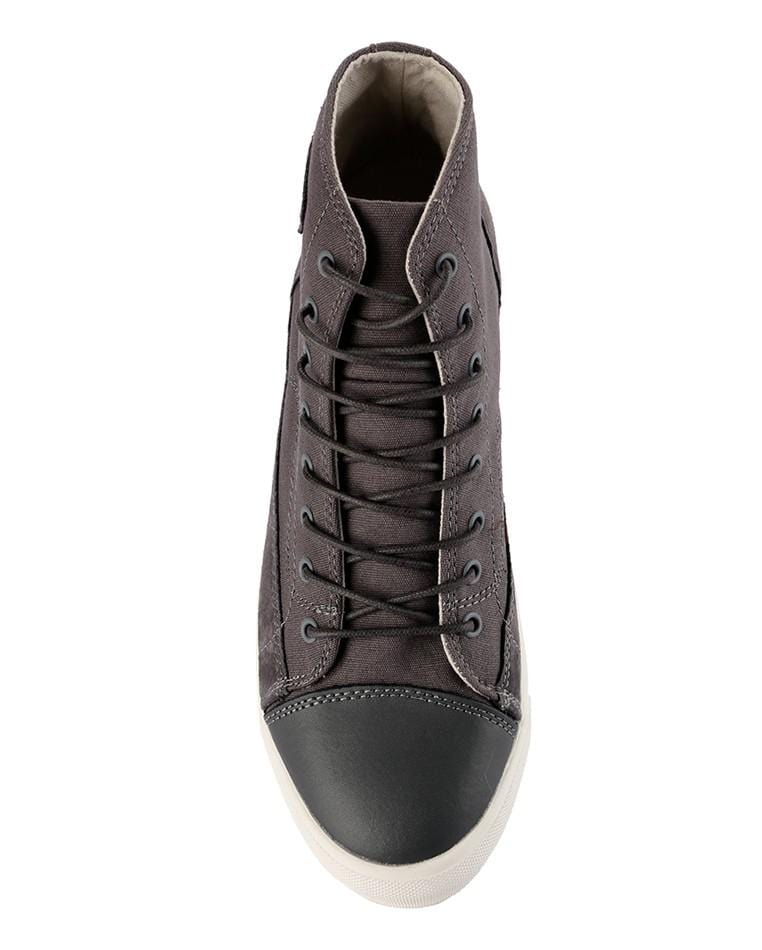 Suede Lace Up High Top Sneakers Sneaker - Urban State Indonesia